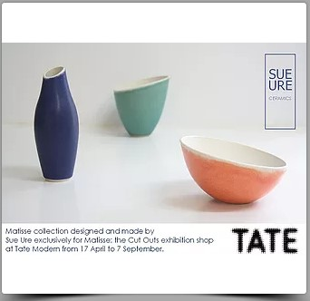 Sue Ure for the TATE