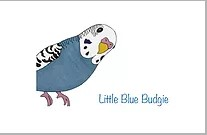 littlebluebudgie.co.uk